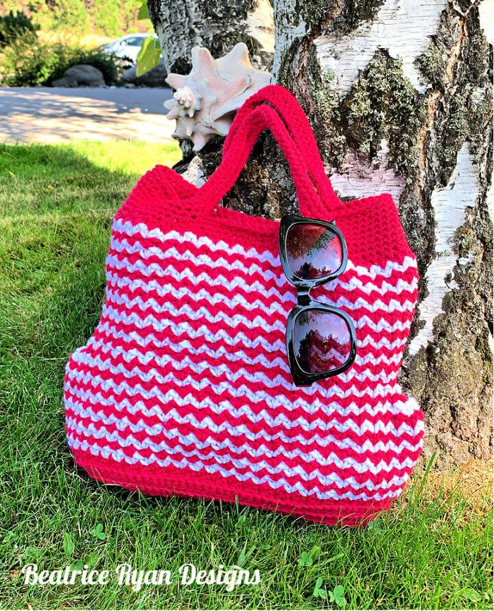How to Crochet Crazy Daze Bag