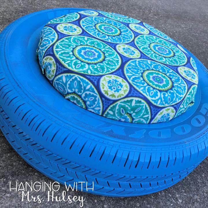 Make a Tire Seats