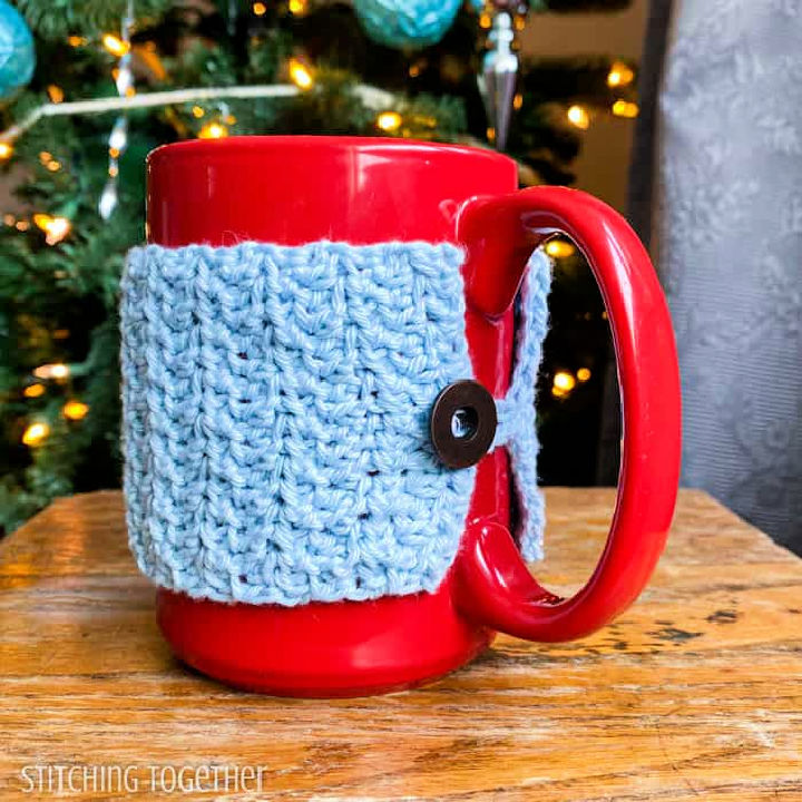 Mug Cozy Crochet Pattern