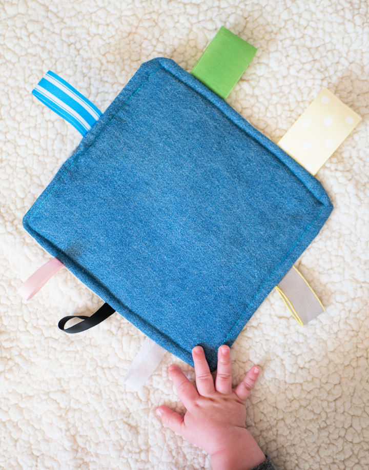 Sew a Soft Tag Toy for Baby