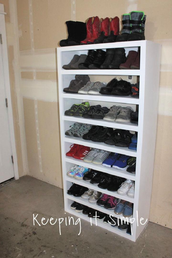 Shoe Shelf Organizer