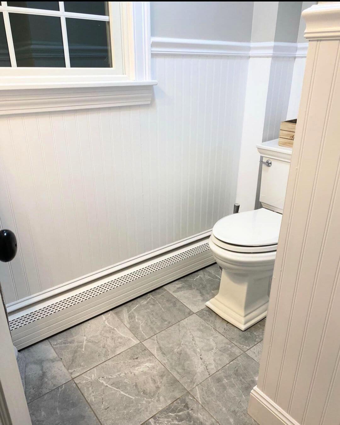 A Bathroom Makeover