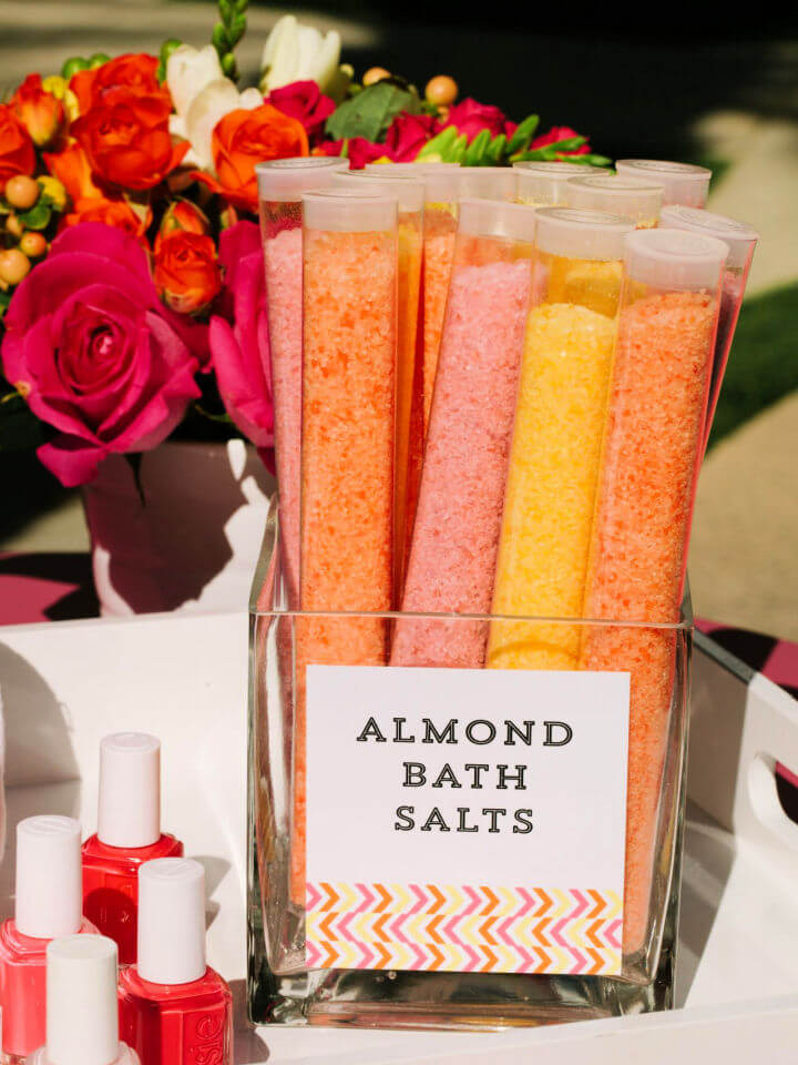 Almond Essence Bath Salt