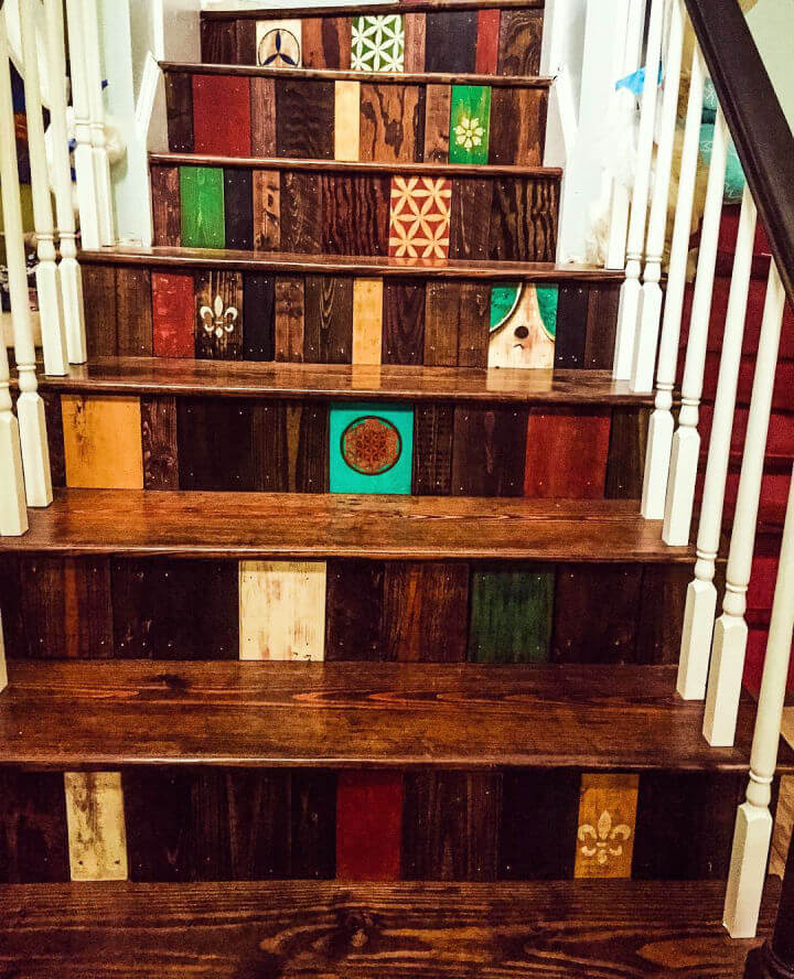 Cheap Pallet Steps of Stairs