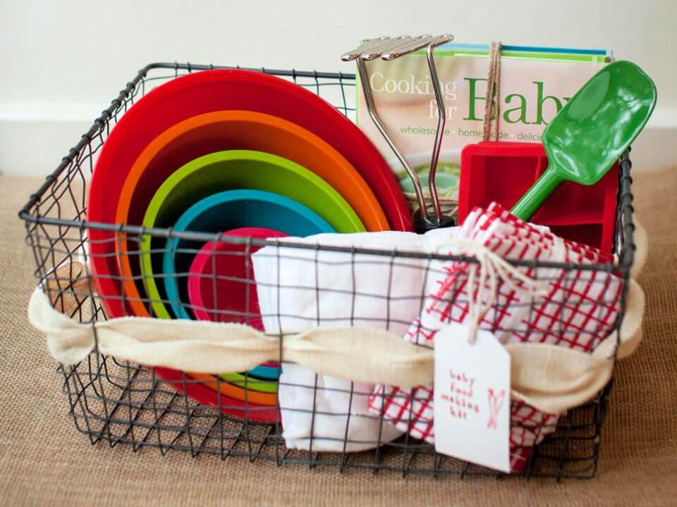 Create a Baby Food Kit