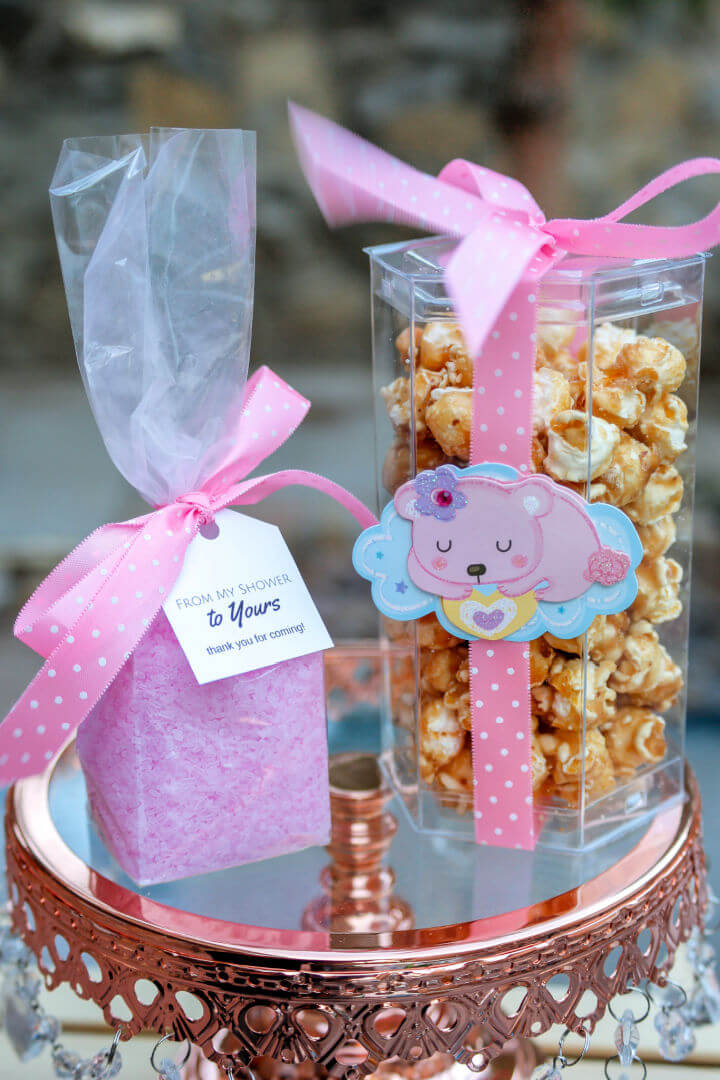 DIY Baby Shower Party Favor
