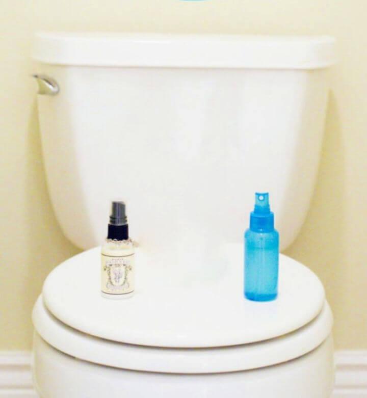 DIY Poo Fragrance Spray for the Bathroom