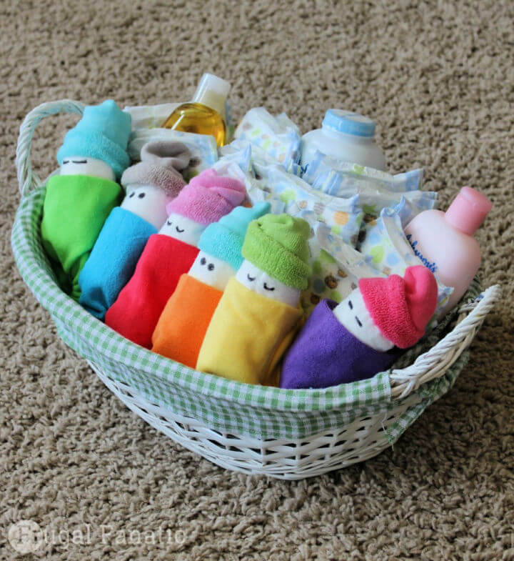 Diaper Baby Shower Party Favor