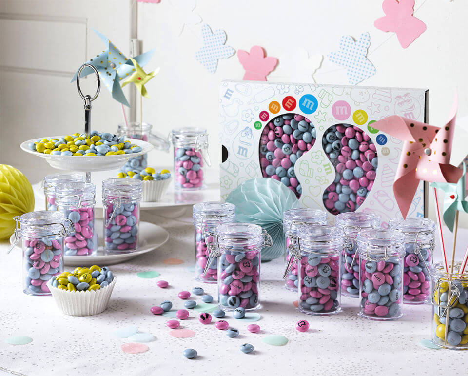 Personalize Baby Shower Favor
