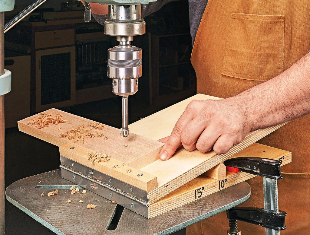 Tips for Getting the Most out of Drill Press Woodworking