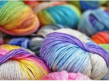 How to Use Yarn to Upcycle Your Wardrobe