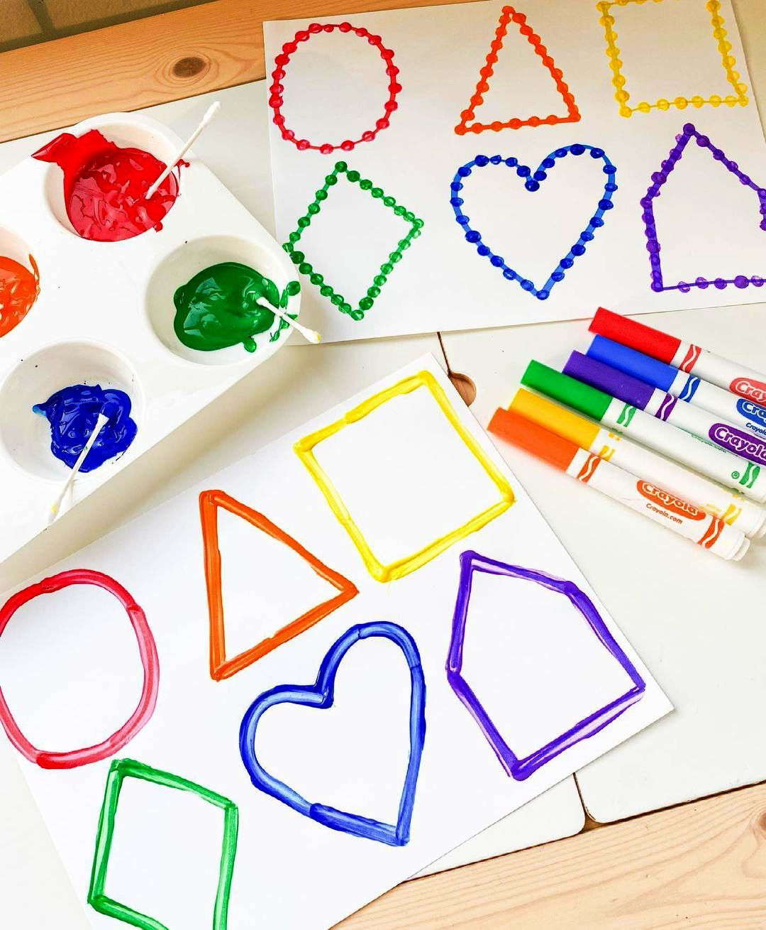 simplest arts and crafts projects is taking out a coloring book